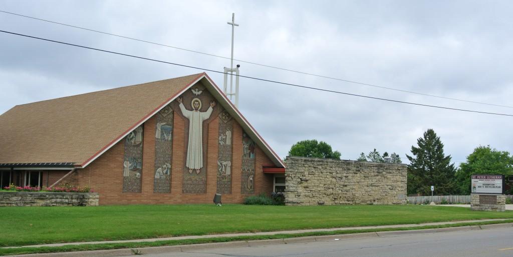 St Peter Lutheran Church Exterior
