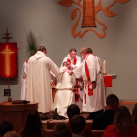 Ordination Bulletin and Pictures