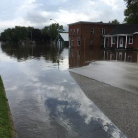 Greene, Iowa, 2016 Flood Pictures