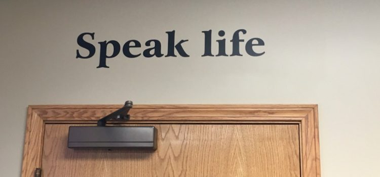Speak Life – Sermon on Christian Call, Dry Bones, and Lazarus