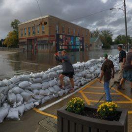 September 2017 Newsletter Column: Flood One Year Later