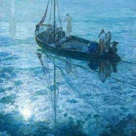 Sermon: Jesus Coming to Us in the Boat