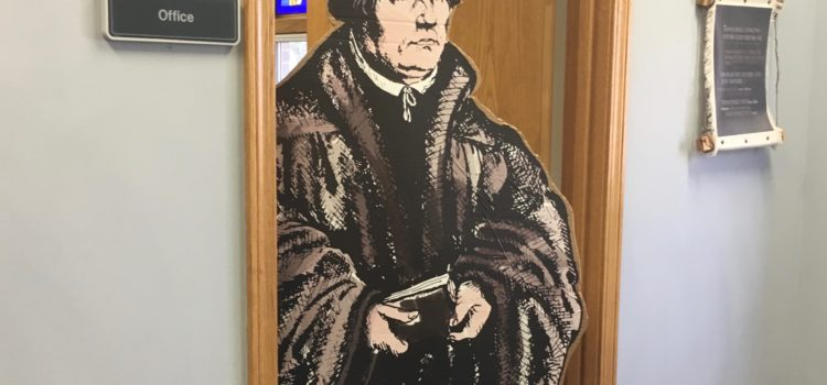 Reformation 500 Sermon