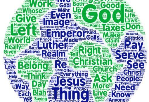 Sermon: Two Kingdoms and Imago Dei