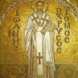 Christmas Day 2017: John Chrysostom