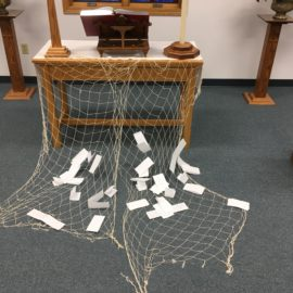 Drop Your Nets and Follow – January 21, 2018 Sermon