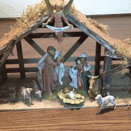 Christmas Eve 2017 Sermon: Memories